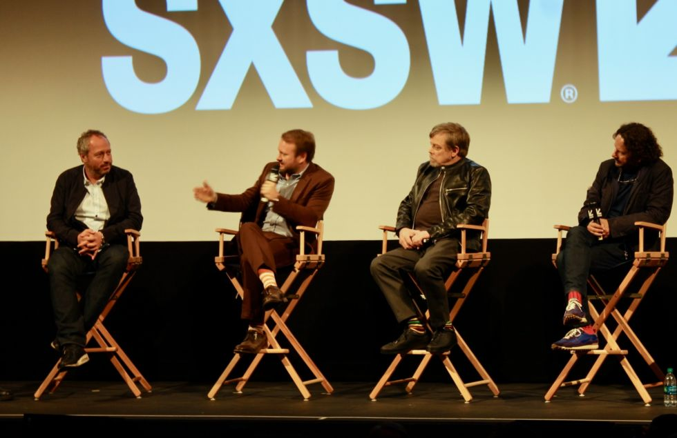 photo image Mark Hamill on Skywalker disagreements, fear of starring in a new Star Wars film