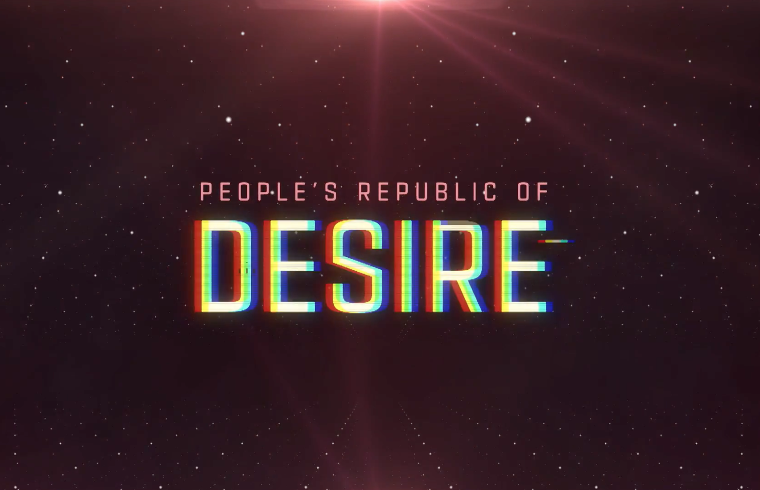 People's Republic of Desire film review: Yes, Black Mirror ...