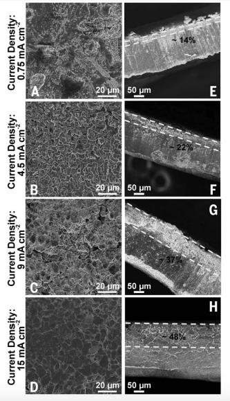 "Researchers ""heal"" destructive dendrite growth in lithium-metal batteries"