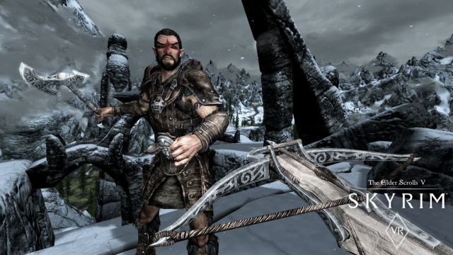 Skyrim VR is coming to PC, and it marks a Bethesda first