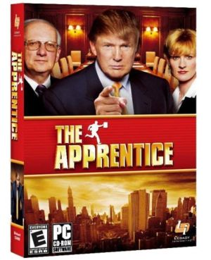 Unlike most politicians, Trump has actually appeared in video games, including 2006's <em>The Apprentice</em>.