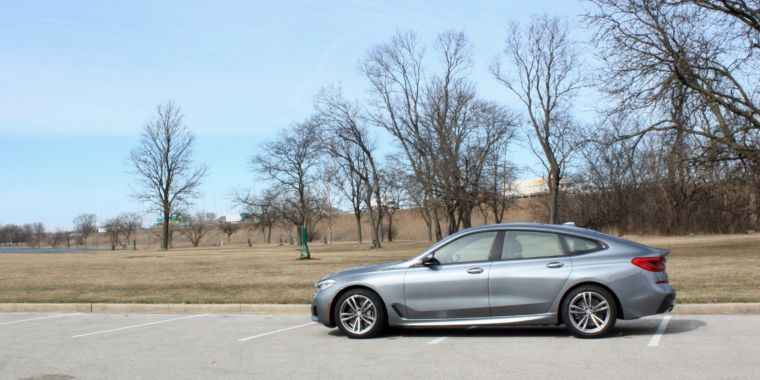 Review The Bmw 640i Xdrive Gt Is The Nicest Hatchback You Ll Ever