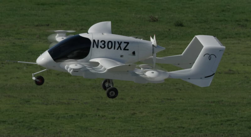 Electric, self-flying, vertical takeoff taxis are coming to New Zealand