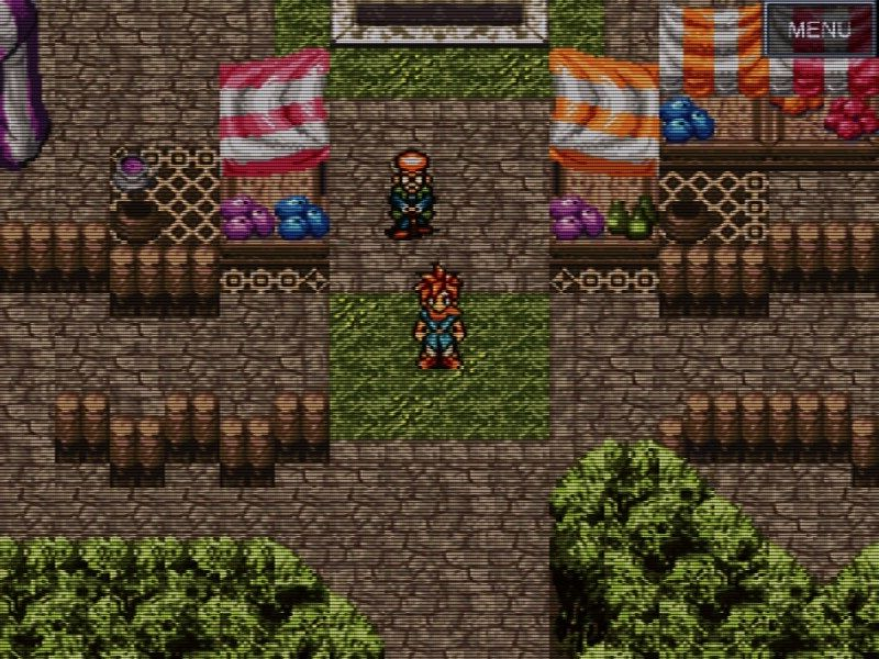 With some filters and mod work on the in-game sprites, the PC port of <em>Chrono Trigger</em> is already looking a lot better.