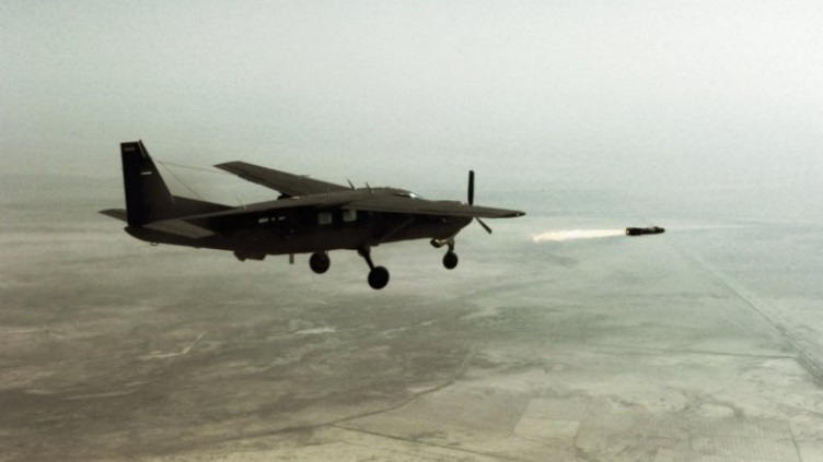 """US buys Afghanistan """"Eliminator"""" attack planes—Cessnas with Hellfires"""