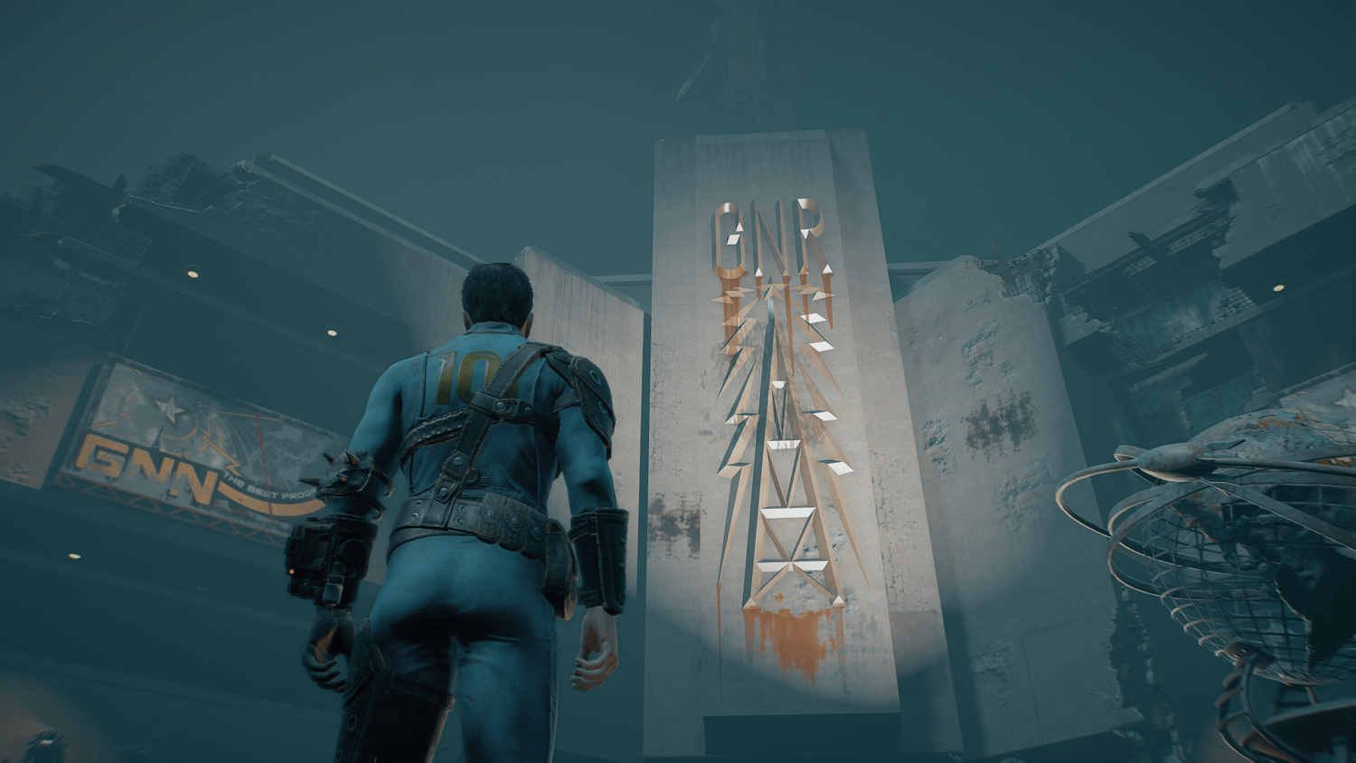 voice acting rights halt effort to put fallout 3 inside fallout 4
