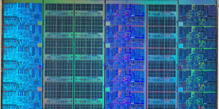 Intel announces monster processors: 48 cores and 12-channel memory per socket
