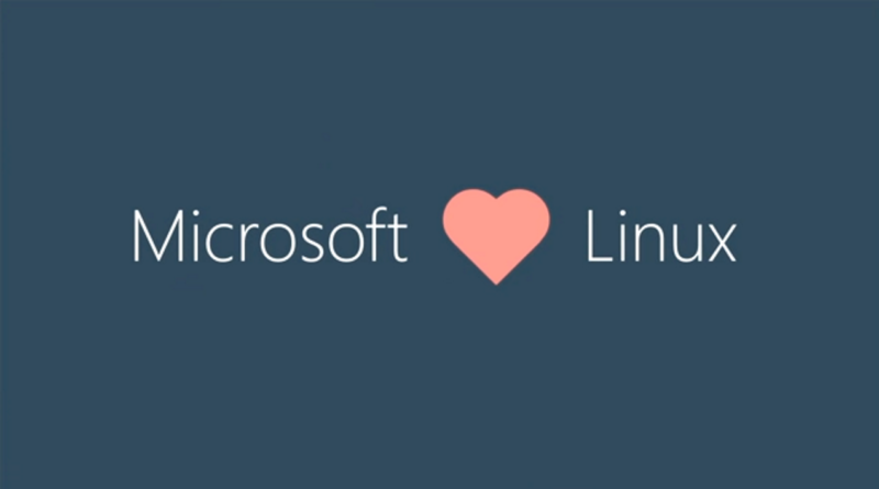 microsoft loves linux 800x445 - Microsoft promises to defend—not attack—Linux with its 60,000 patents