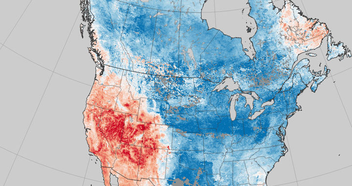 photo image Harsh winter weather in eastern US could be due to warmer Arctic