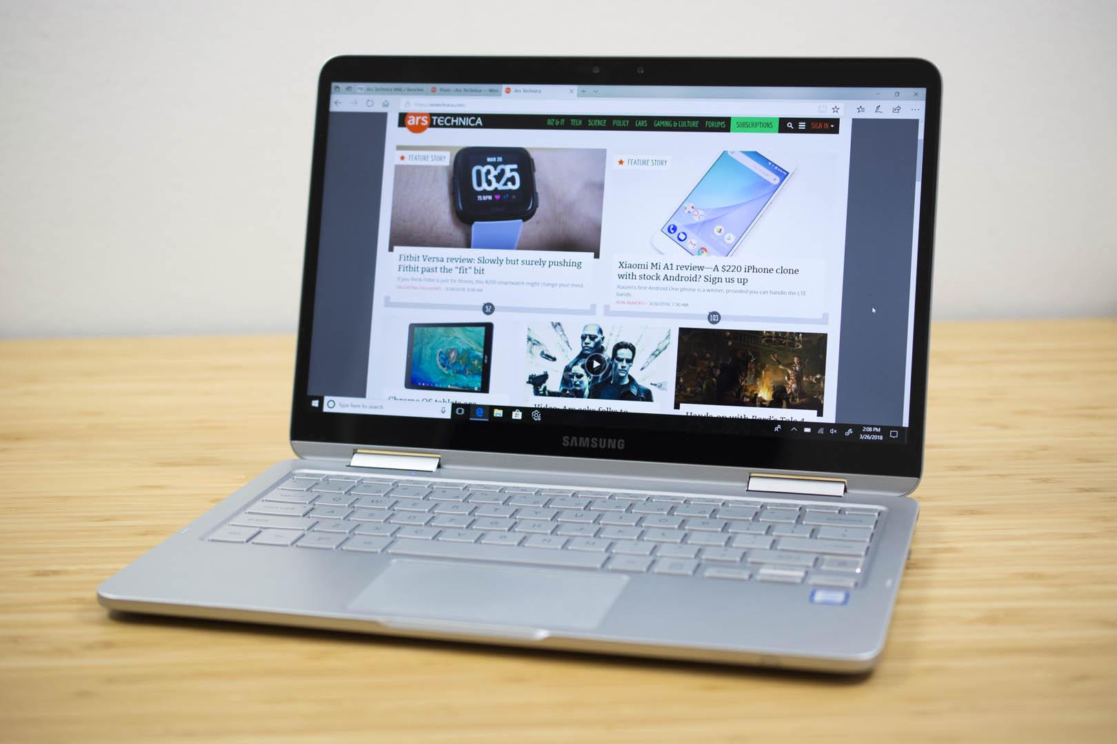 Samsung Notebook 9 Pen Review Stylus Convenience Devoid
