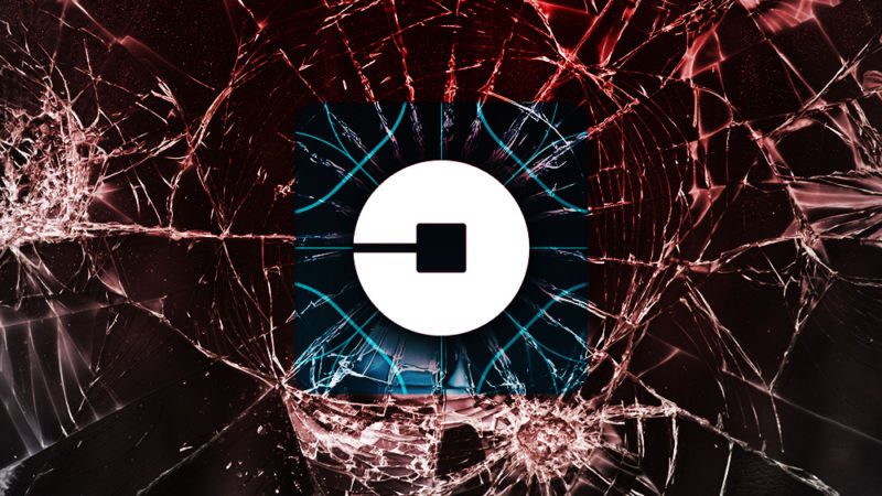 Video suggests huge problems with Uber's driverless car program
