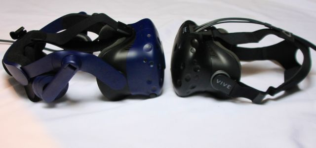 HTC Vive Pro review: Eye-popping VR, with a price that's a