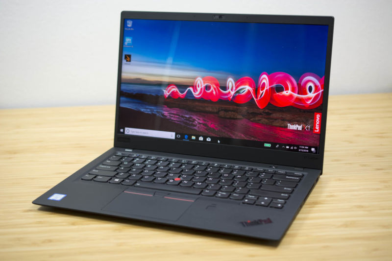 ThinkPad X1 Carbon 2018 review: The only laptop in a professional's paradise