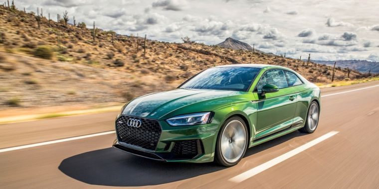 The 2018 Audi Rs5 Is Where Its At 444 Hp Via Two Turbo Tables And