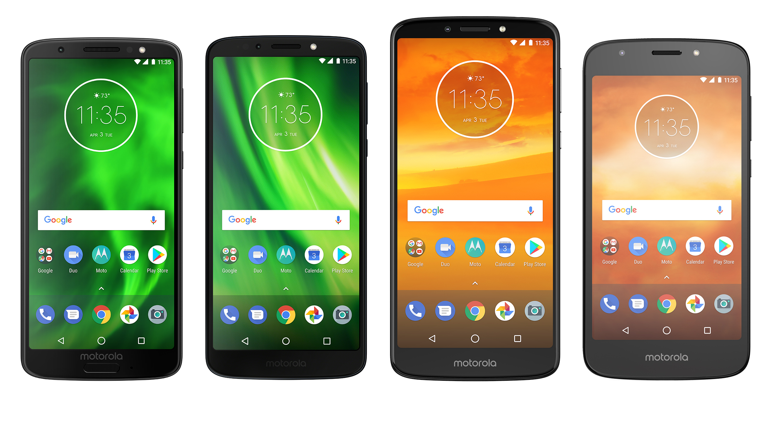 Motorola announces the 2018 Moto G6 and E5 | Ars Technica