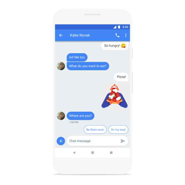 Google gives up on Google Allo, hopes carriers will sort out