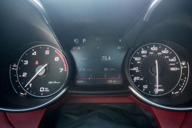 The Alfa Romeo Giulia Ti: A sports sedan for people who want to