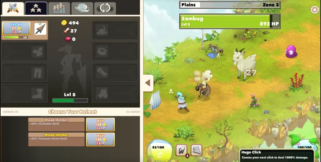 "Patent troll"" doubles down, now accuses Clicker Heroes maker of"
