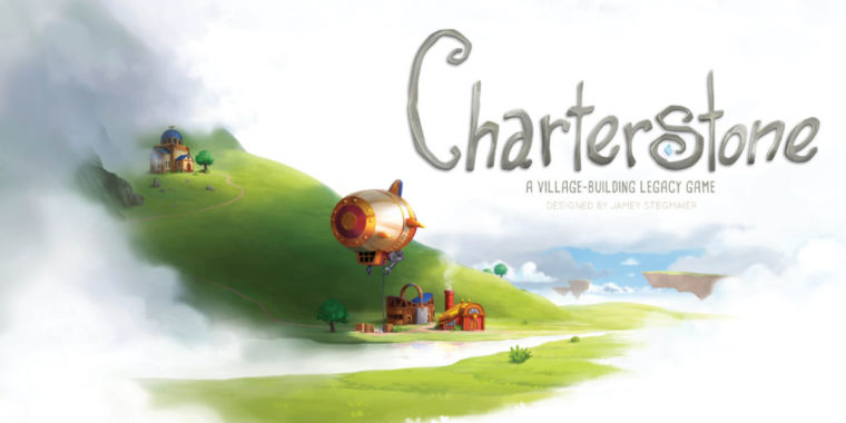 """Charterstone: Hot new """"legacy"""" boardgame takes time to find its way"""