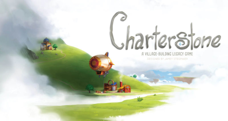 "Charterstone: Hot new ""legacy"" boardgame takes time to find its way"