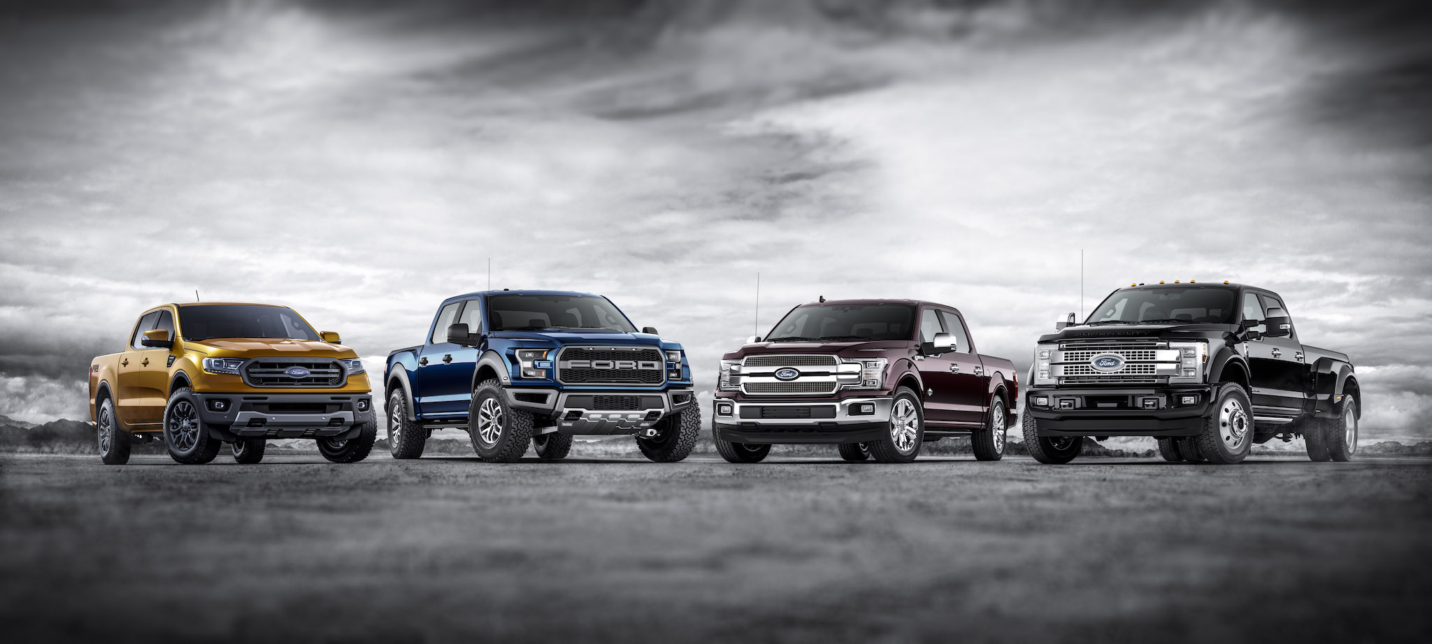 Enlarge fords truck business will continue growing as the company adds new models and powertrains with an eye toward continued growth in high end trims