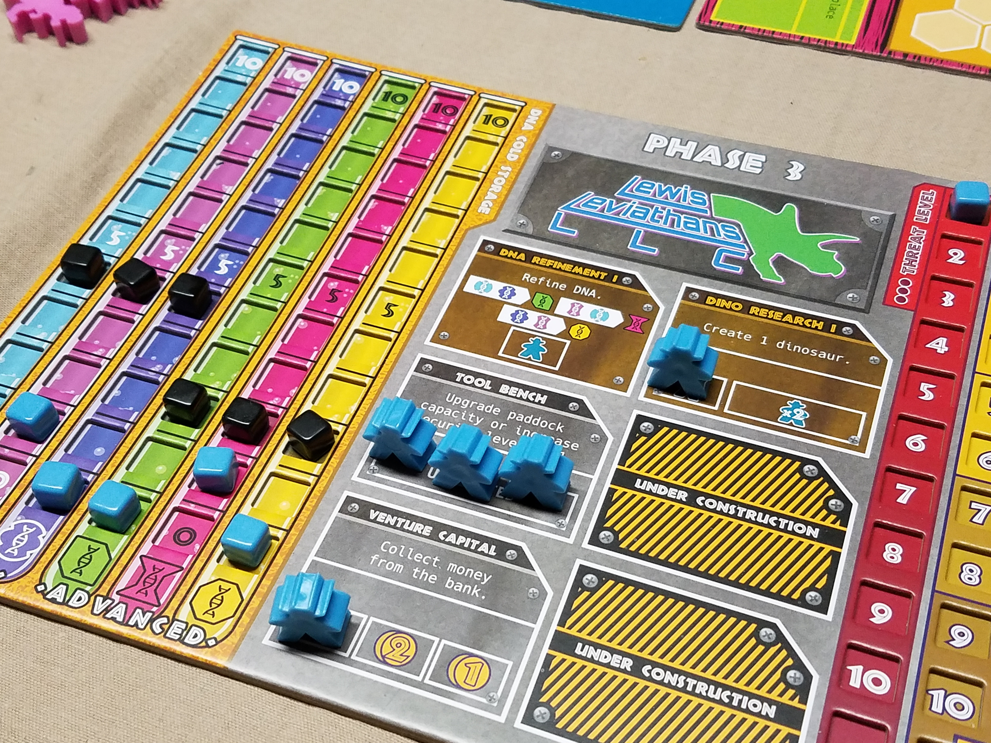 Dinosaur Island review: Get Jurassic on your theme park ...