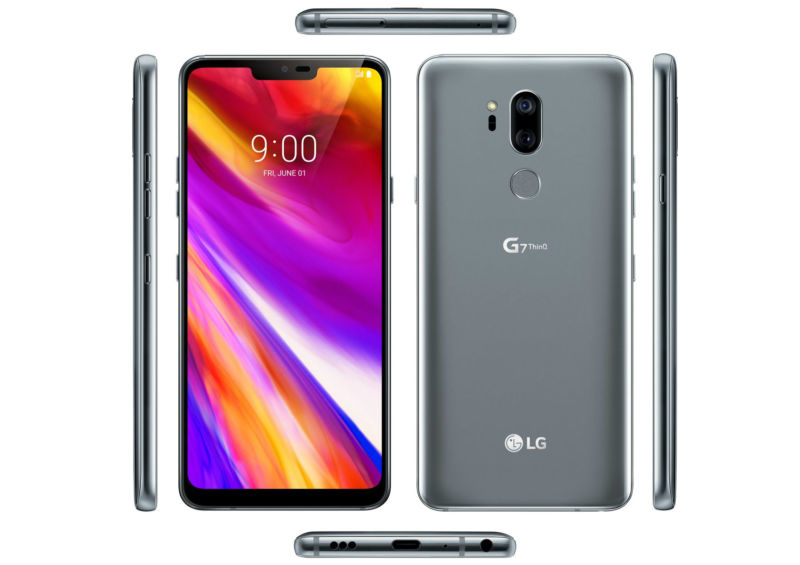 Here's our best look yet at the LG G7 | Ars Technica