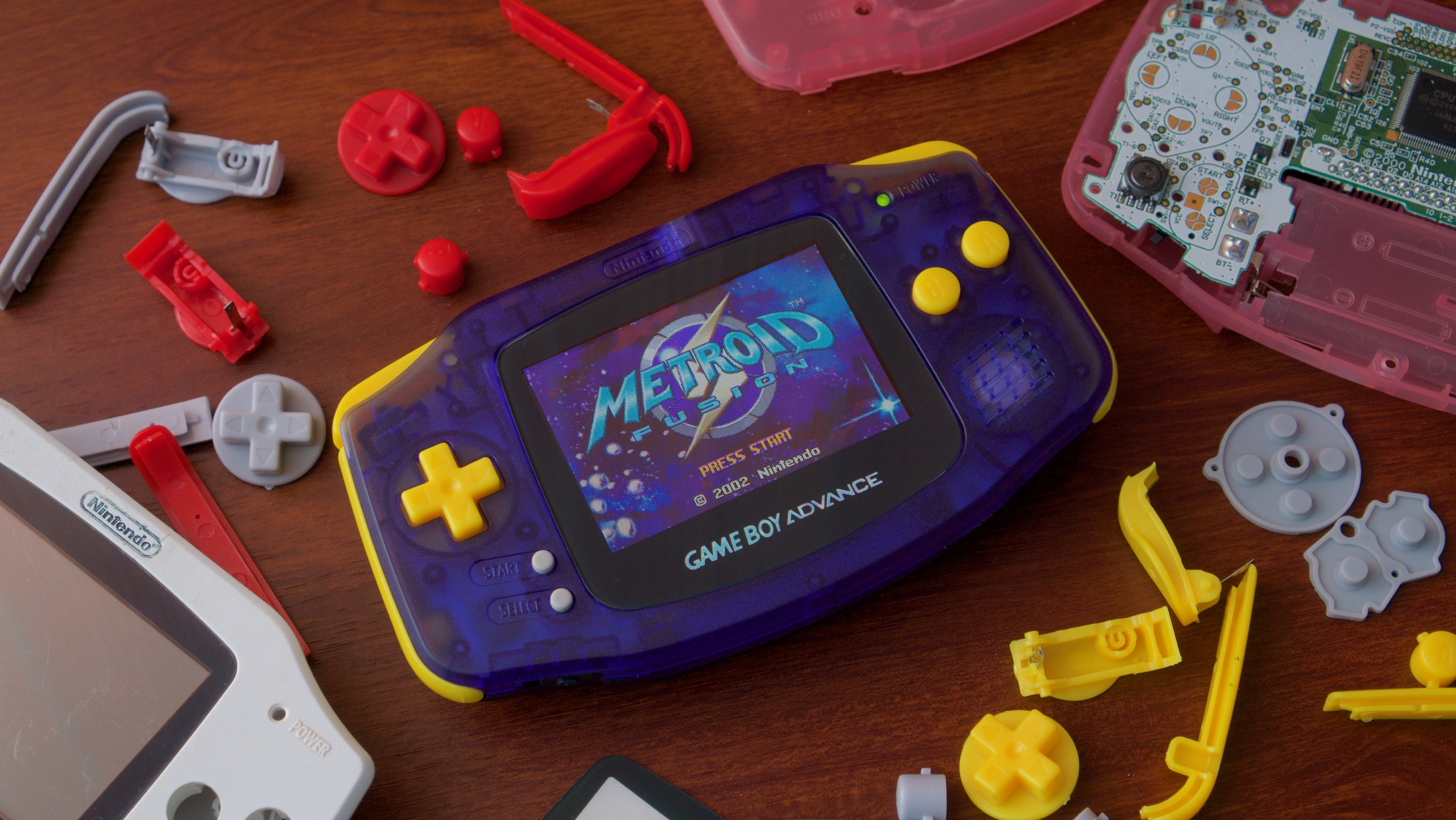 How To Make Your Old Game Boy As Good Or Better Than New Ars Enlarged Version Electricity Usually Comes Our Homes From The Power Enlarge Fixing And Upgrading Boys Is A Fun Way Revive Personalize Tech Its Also Great Excuse For Revisiting Some Classic