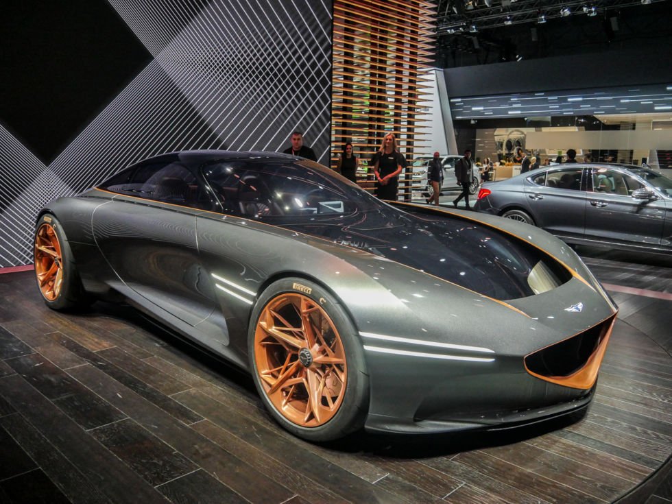 Jaw Dropping Genesis Essentia Stole The Show In Ny And It
