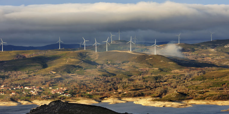 photo image Portugal is showing that ambitious renewable energy goals are within reach