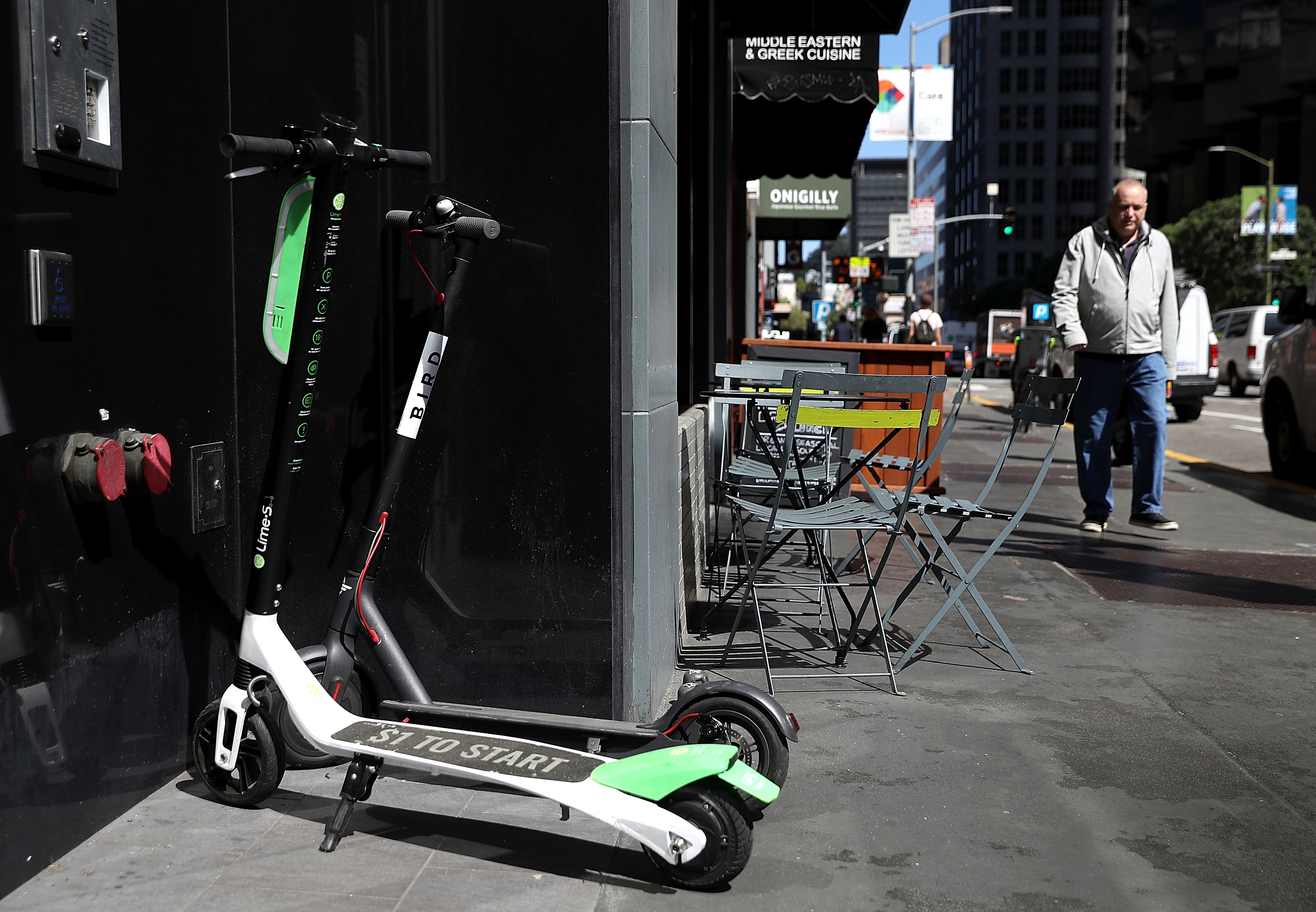 Scooter Rental San Francisco >> San Francisco To Scooter Startups Your Customers Are Terrible Ars