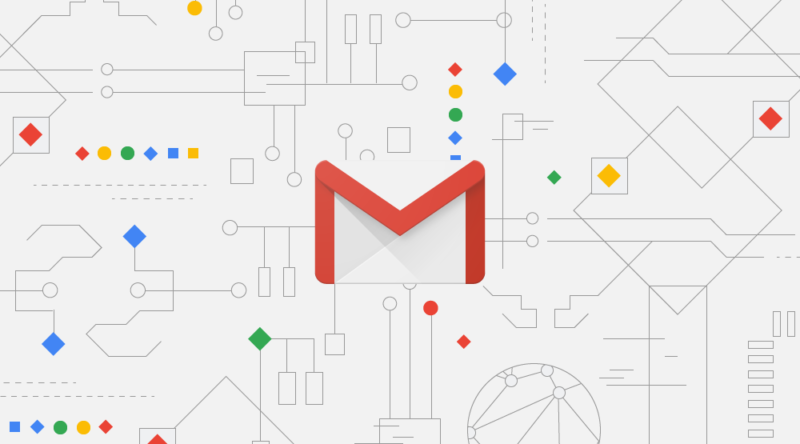 Google's branding for Gmail.