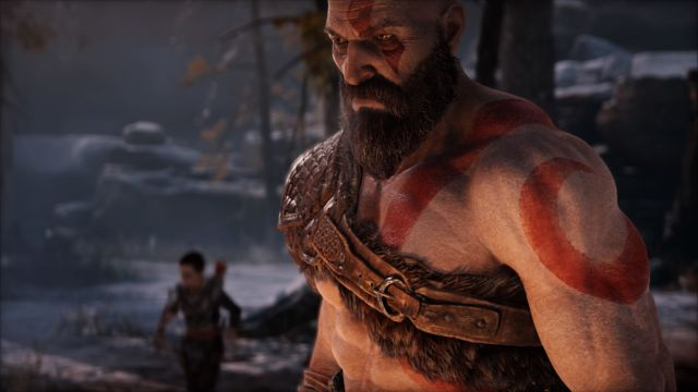 <em>God of War</em> is one of the many games that'll be discounted on Black Friday.
