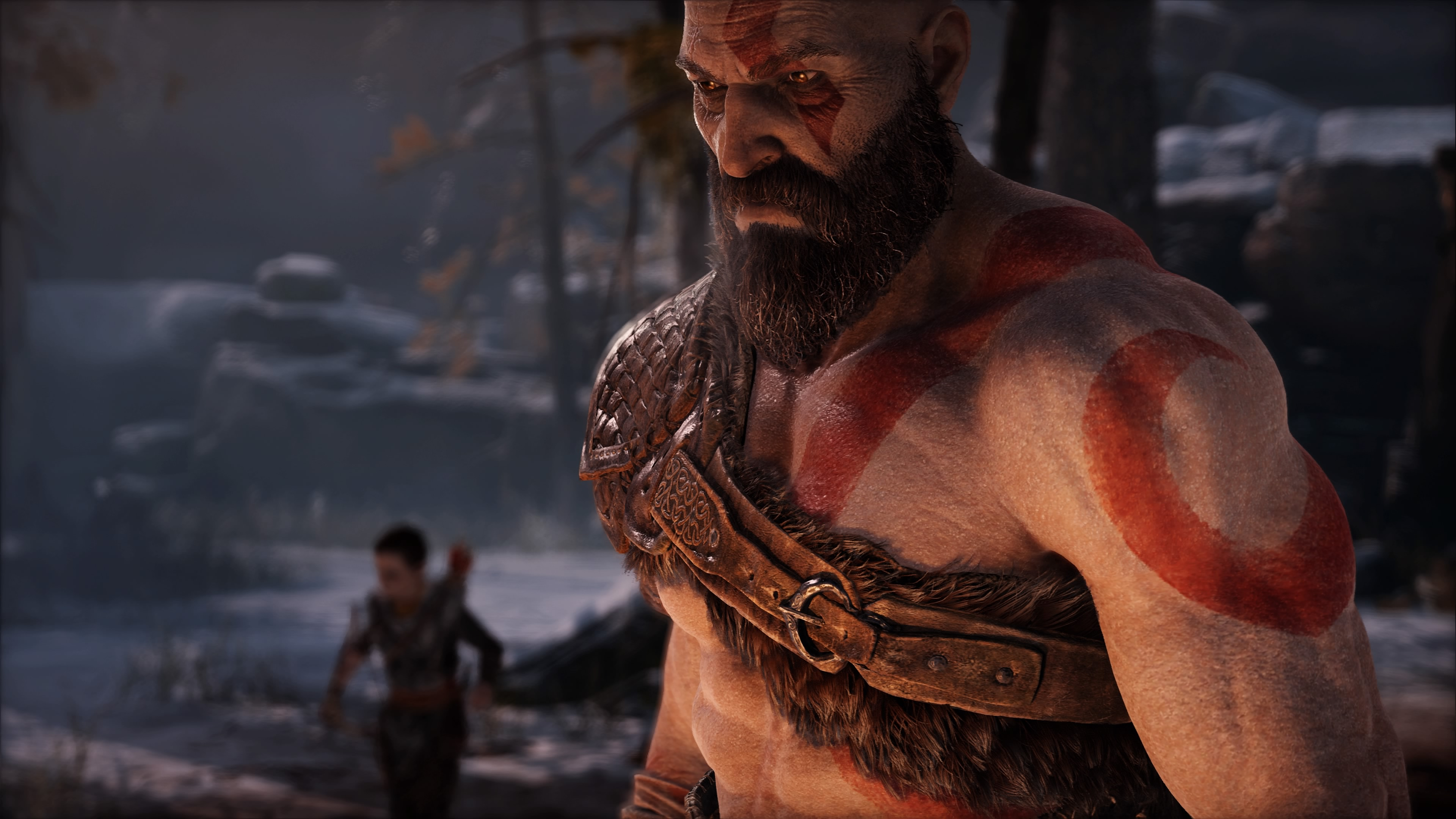 <em>God of War</em> is on sale at several retailers this Black Friday.