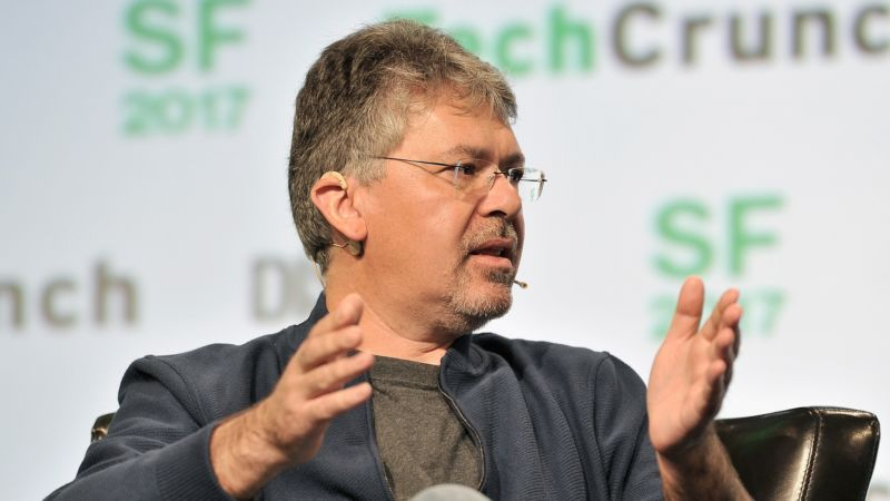 Apple has hired Google's head of search and artificial intelligence