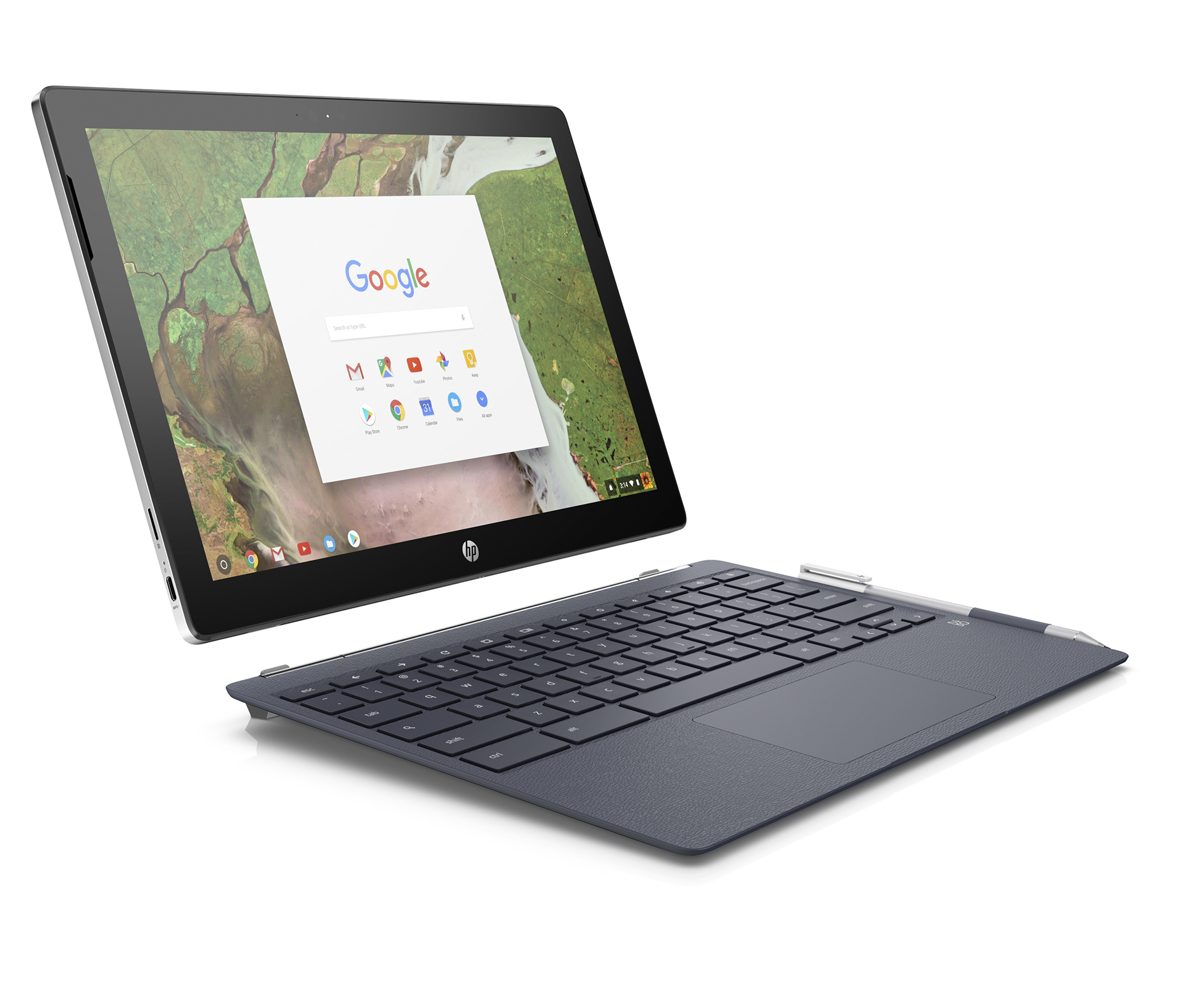 HP jumps on Chrome OS tablet bandwagon with new Chromebook