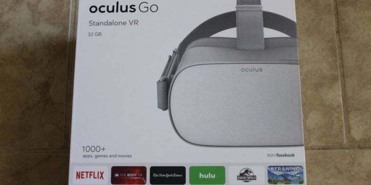 f4840a1ecf10 Oculus Go review  The wireless-VR future begins today for only  199 ...
