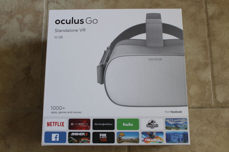 Facebook just announced the immediate retail availability of Oculus Go—and we've already had a week to test it.