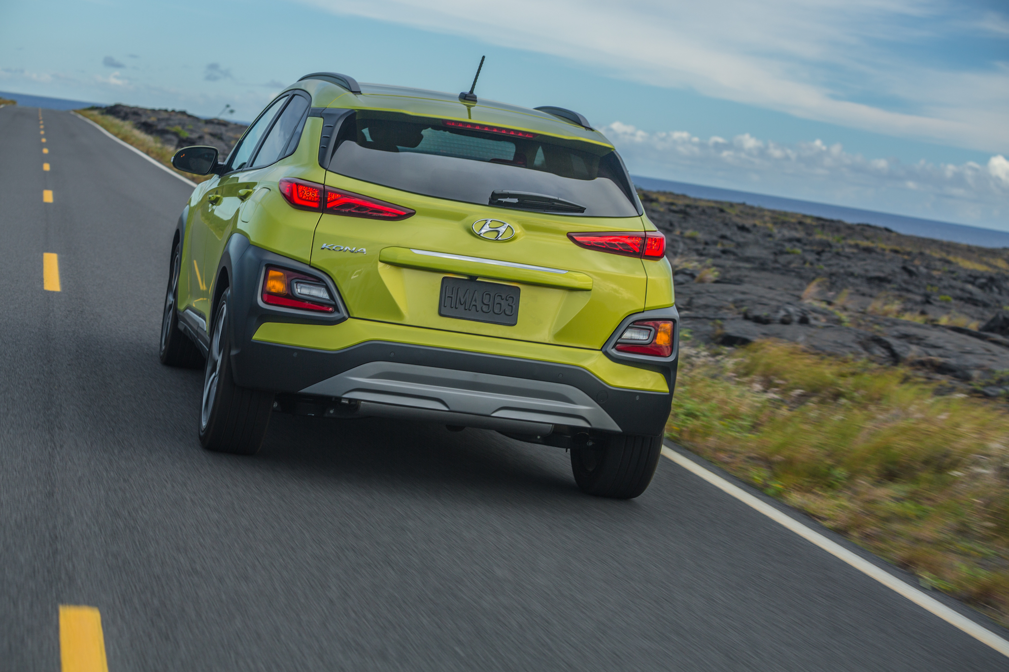 The Hyundai Kona: A well-equipped crossover starting at just