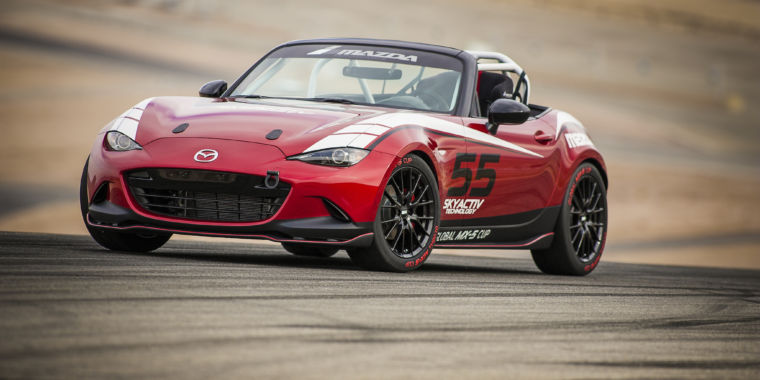 Win Mazda's new iRacing challenge to get a test in an MX-5