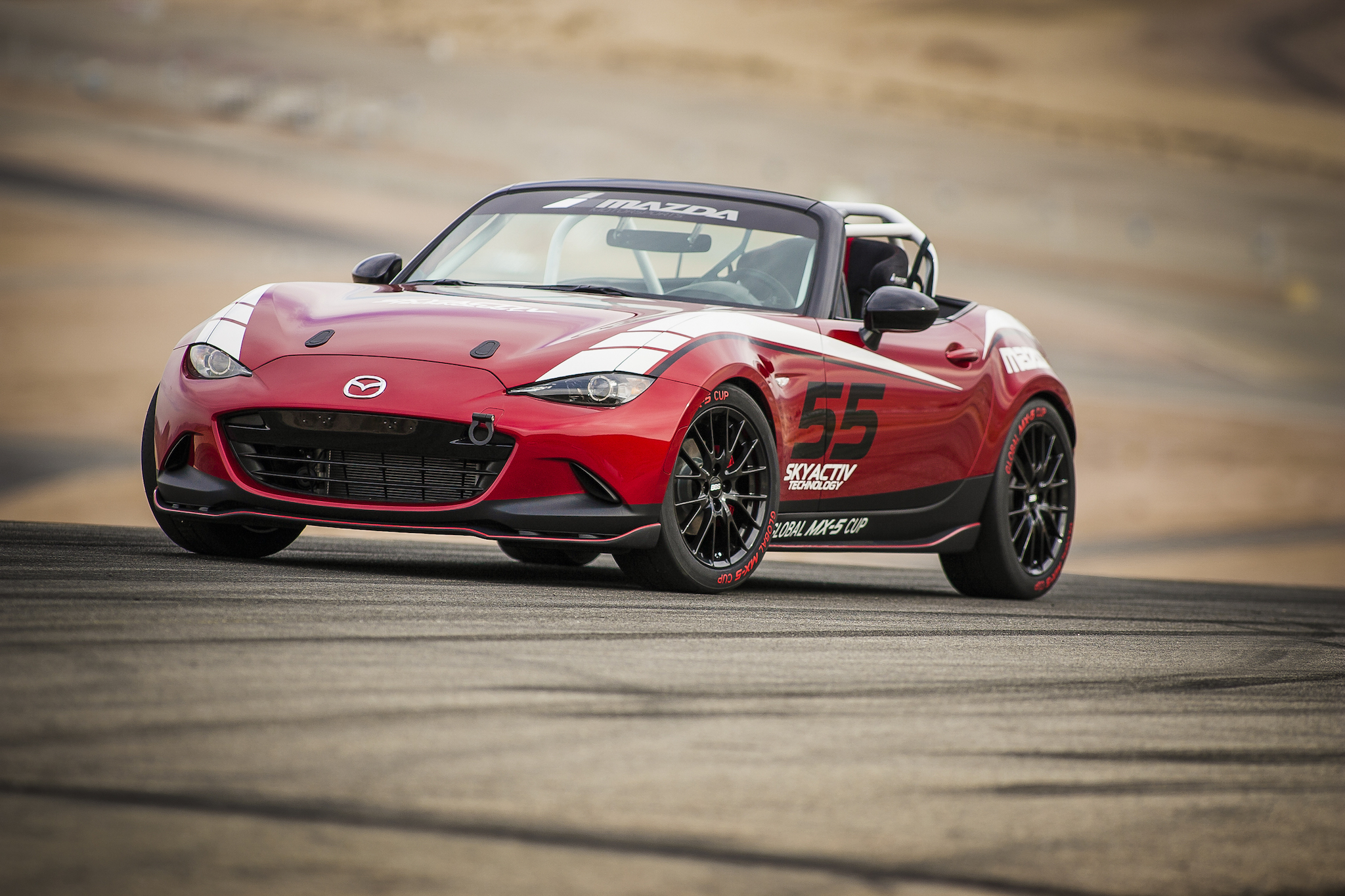 Win Mazda's new iRacing challenge to get a test in an MX-5 race car