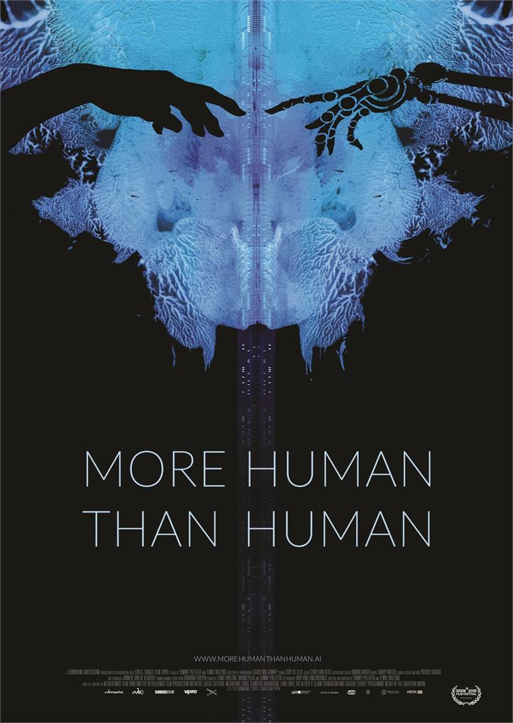 The poster for <em>More Human Than Human.</em>