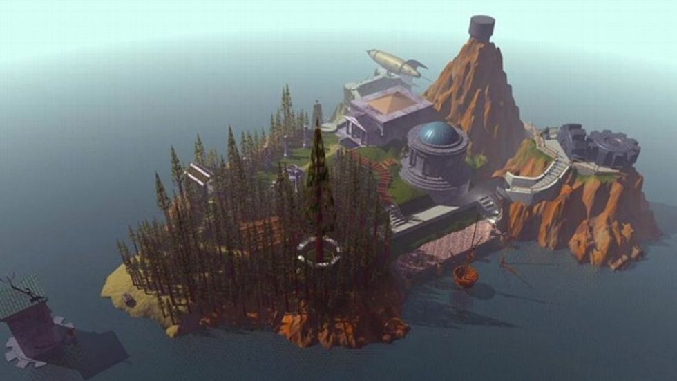 Myst creators launch Kickstarter to bring every game in the series to Windows 10