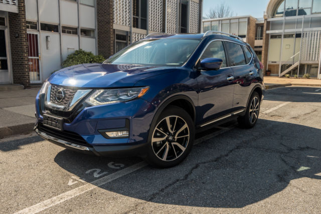 The Nissan Rogue is a huge sales success, but is it any good