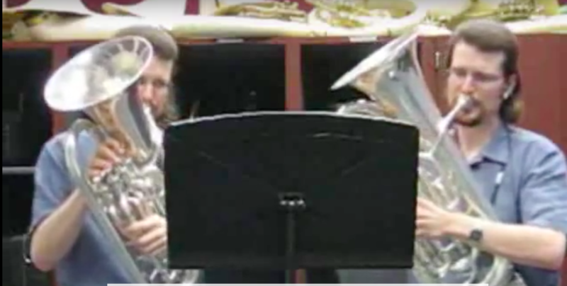 YouTube demonetized my tuba videos (also, I make tuba videos)