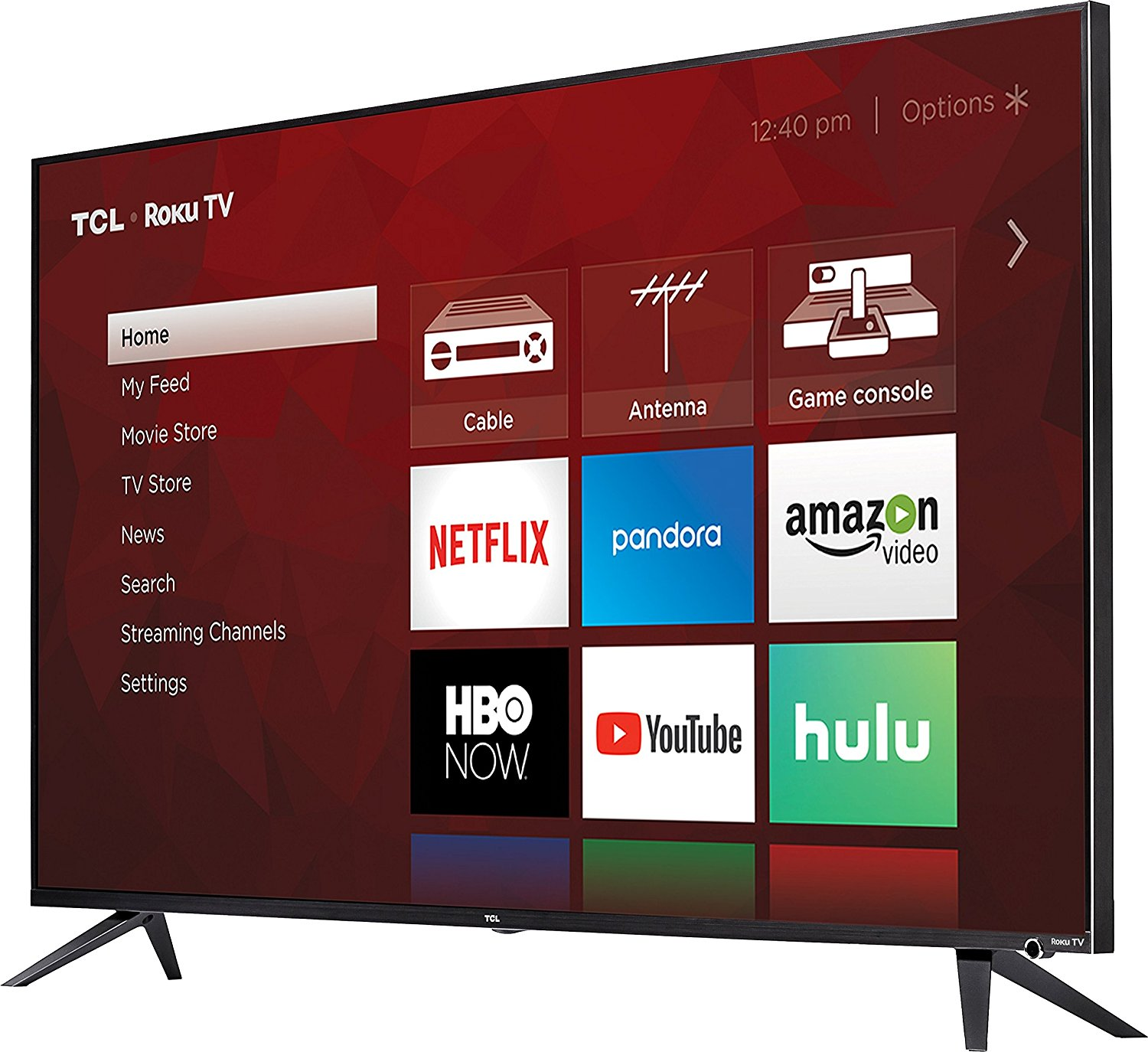 TCL's follow-up to last year's popular Roku 4K TVs starts at