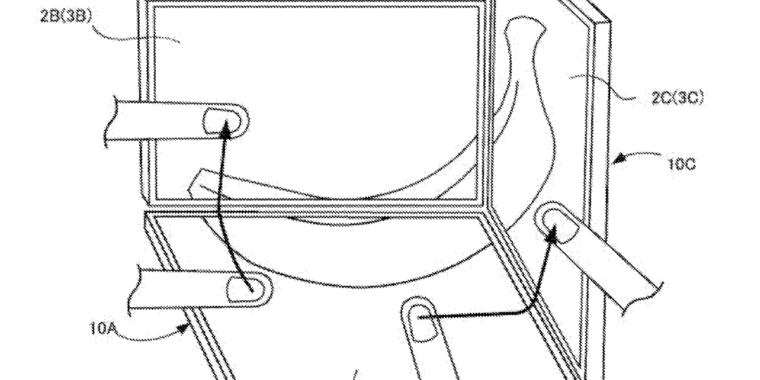 Nintendos New Multi Screen Patent Isnt Just Crazyit Might Already