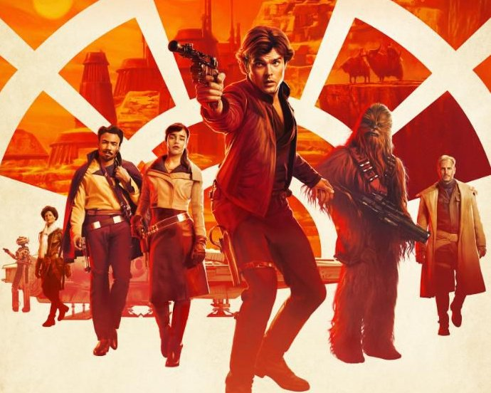 "New Solo trailer: ""I've got a really good feeling about this."""