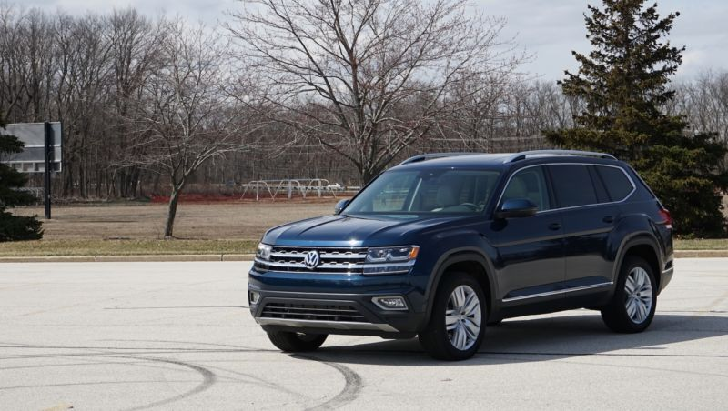 The Volkswagen Atlas reviewed: A people's wagon for the American