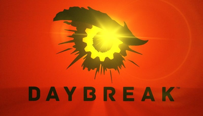 Daybreak Games logo